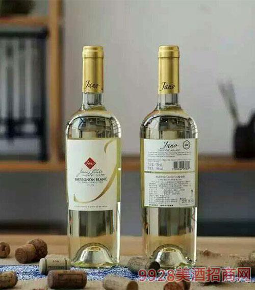 雅诺长相思干白葡萄酒