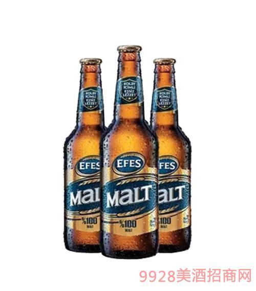 艾菲比尔森啤酒(旋盖)