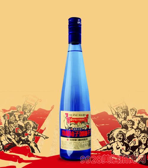 撸起袖子加油干浓香型白酒单瓶485ml
