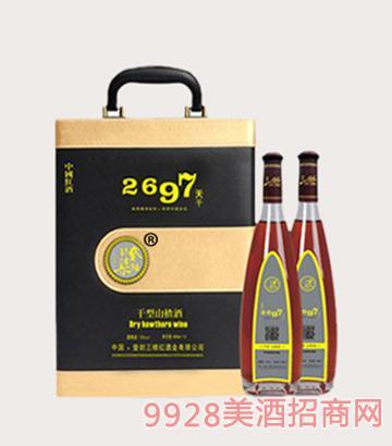 贰陆玖柒山楂酒天干