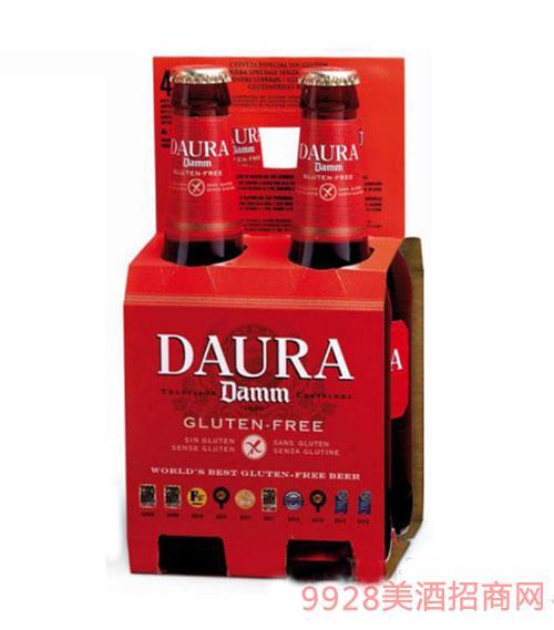 达姆星啤酒330mlx4瓶