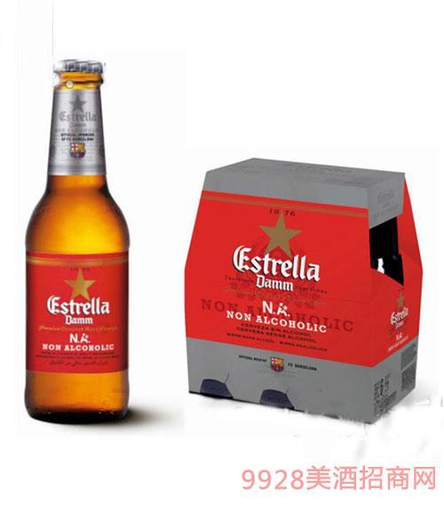 达姆星啤酒250mlx6瓶