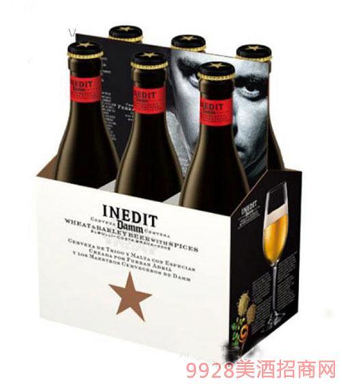 达姆大星啤酒750mlx6瓶