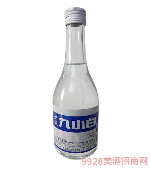 坦诚九小白酒青春小酒40度300ml