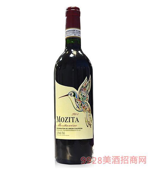 西班牙格雷莫泽干红葡萄酒