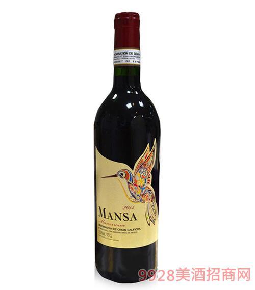 西班牙格雷门萨干红葡萄酒