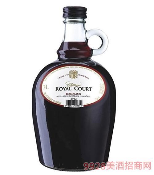 西班牙宝拉3L干红葡萄酒