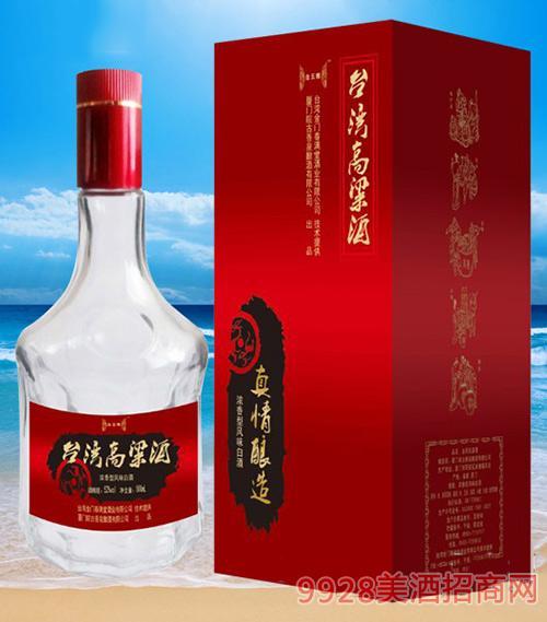 闽圣台湾高粱酒52度500毫升1×6浓香型