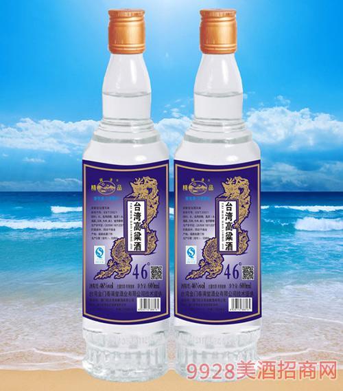 闽圣台湾高粱酒600毫升46度简装