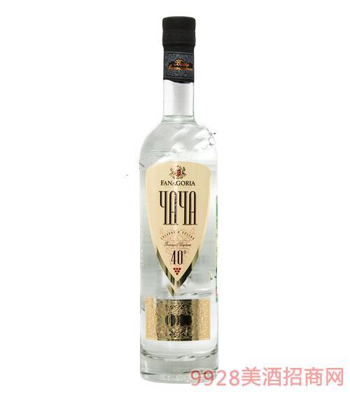 俄罗斯恰恰葡萄蒸馏酒500ml
