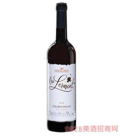 俄罗斯法纳霞多丽精品干白葡萄酒750ml