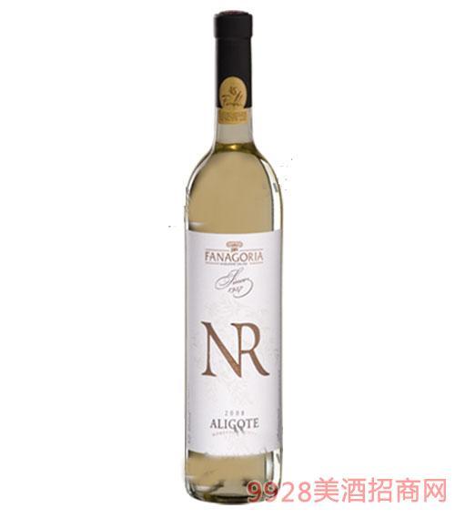 俄罗斯法纳阿里高特干白葡萄酒750ml