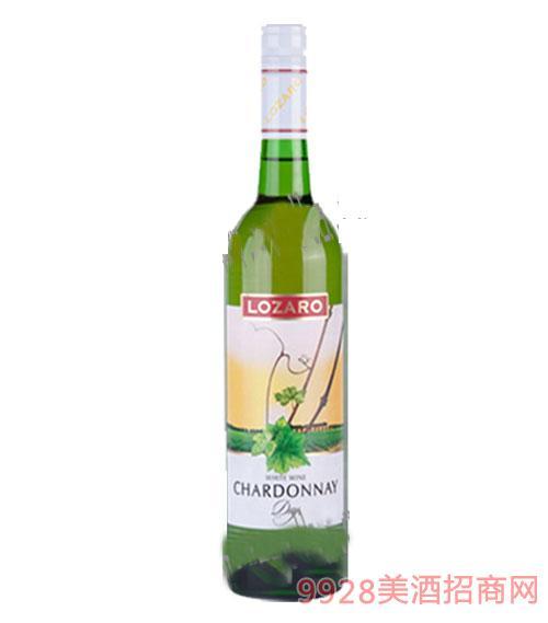 俄罗斯法纳拉萨罗干白葡萄酒750ml