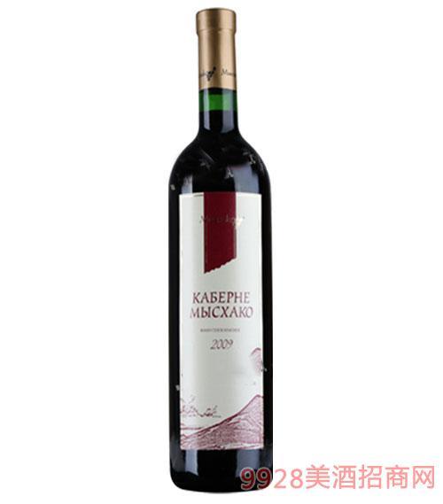 密斯哈克赤霞珠干红葡萄酒750ml