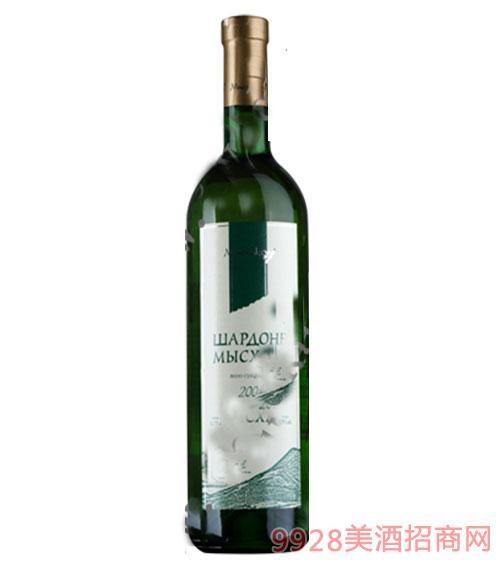 密斯哈克霞多丽干白葡萄酒750ml