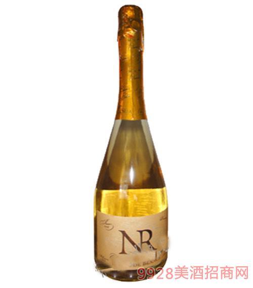 法纳霞多丽白中白半甜起泡酒750ml