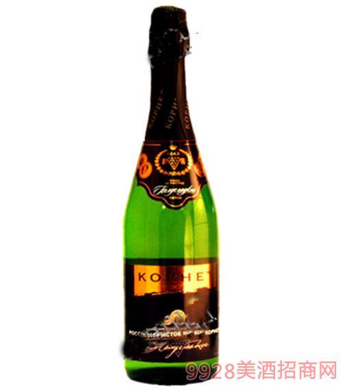 俄罗斯荣誉起泡酒750ml