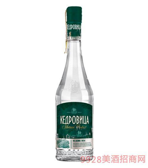 俄罗斯松子伏特加500ml