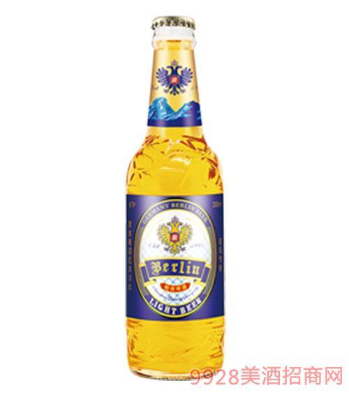 柏林1895瓶装啤酒330ml