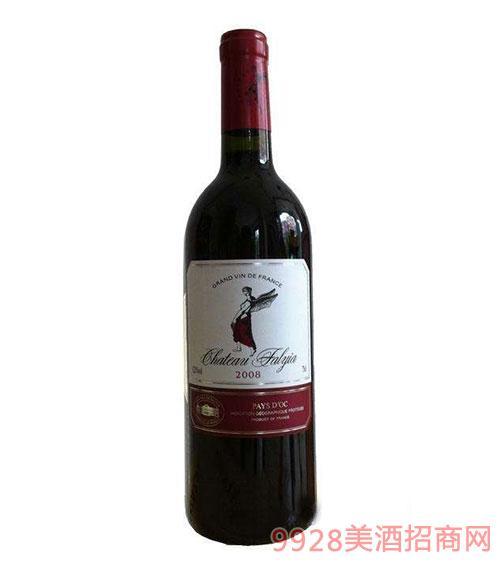 法莱雅原瓶进口干红葡萄酒