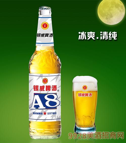 500ml A8白瓶