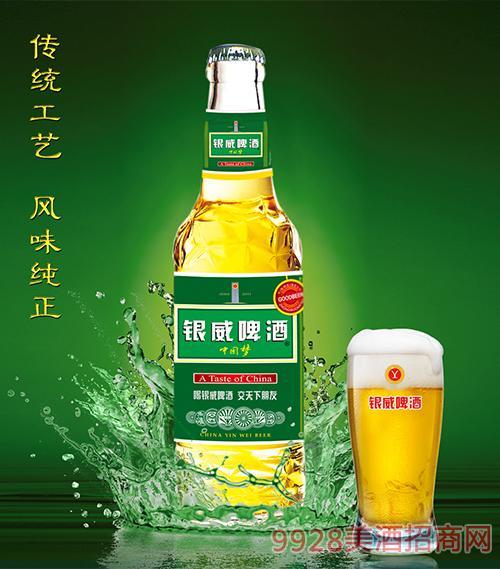 330ml中国梦白瓶