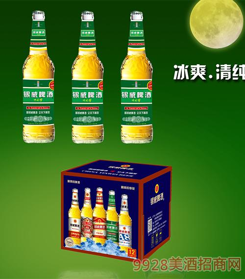 500ml中国梦白瓶2