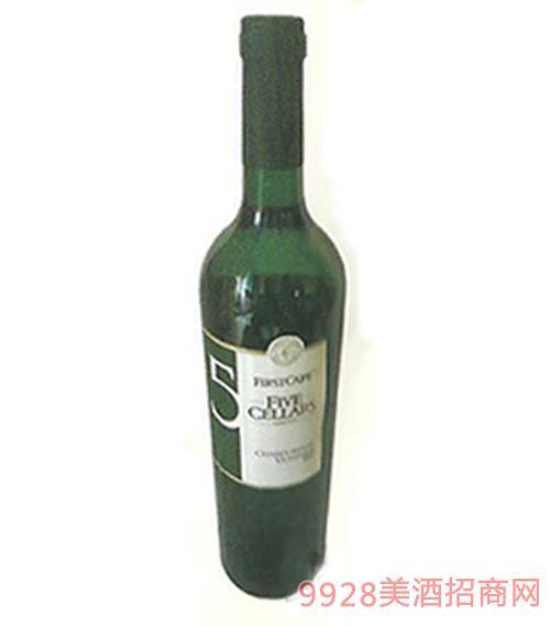 南非海角霞多丽维欧尼干白葡萄酒13.5度750ml