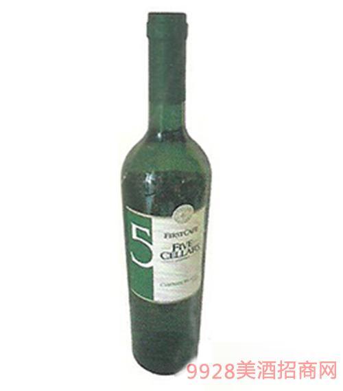 南非海角白诗南干白葡萄酒13度750ml