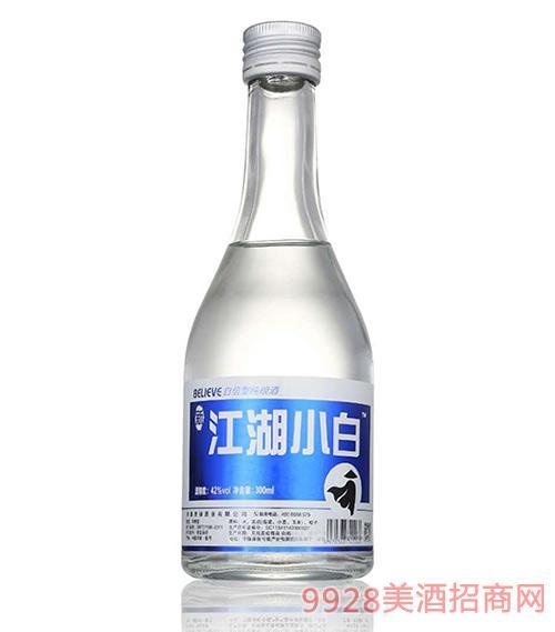 江湖小白酒瓶装42度100ml