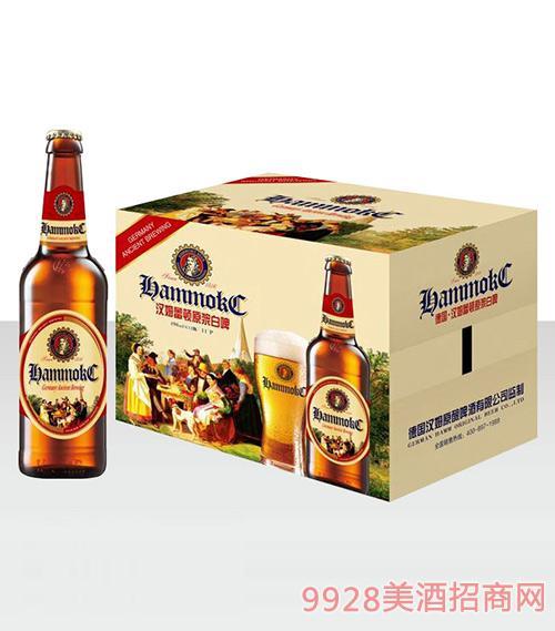 德国汉姆雷顿原浆白啤