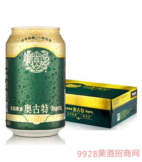 青岛啤酒奥古特330ml