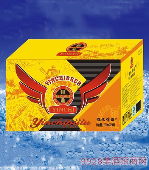 �y池啤酒通用箱330ml