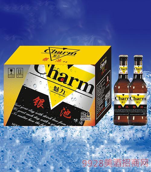 �y池啤酒魅力人生330ml