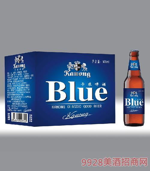 卡农啤酒500ml