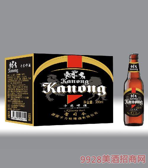 卡农啤酒雷司 令330ml