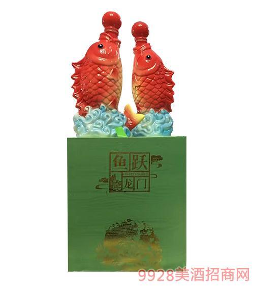 亳州鱼跃龙门酒