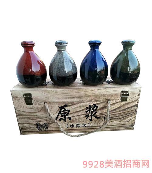 亳州原浆坛子酒