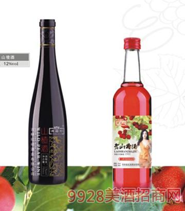 澳迪尼山楂酒750mlx6