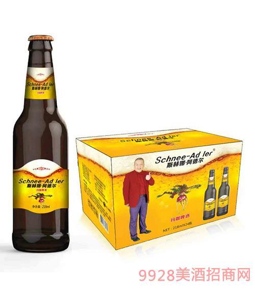 斯赫娜阿德尔玛咖啤酒218mlx24