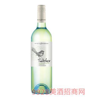 巧妇鸟系列长相思赛美蓉干白葡萄酒13度