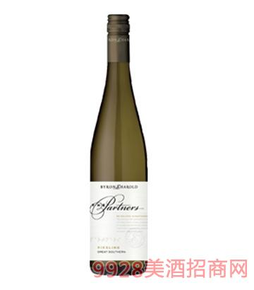 伙伴系列雷司令干白葡萄酒