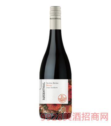 花园系列西拉干红葡萄酒14.5度