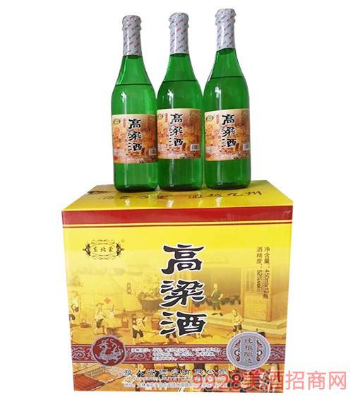 东北蒙高粱酒52度450ml