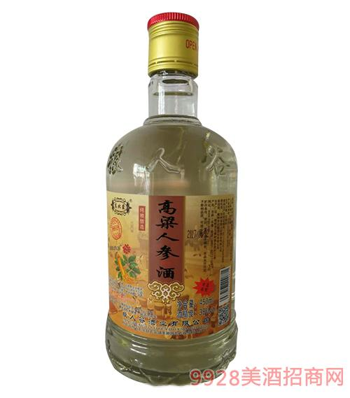东北蒙纯粮食酒38度450ml