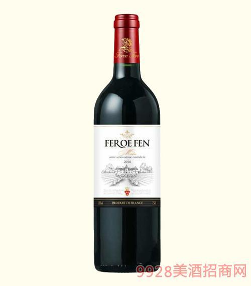 法罗芬干红葡萄酒2014-750ml