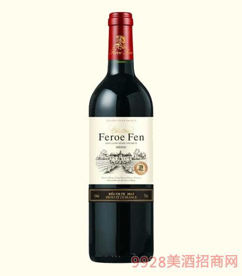 法罗芬干红葡萄酒13度750ml