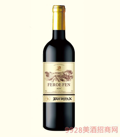 法罗芬干红葡萄酒AOC