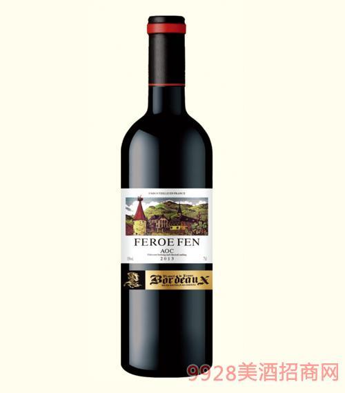 法罗芬干红葡萄酒2013-750ml