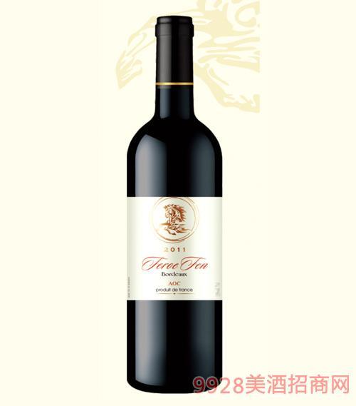法罗芬干红葡萄酒2011
